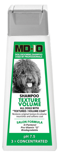 Shampoing MD-10 Texture volume